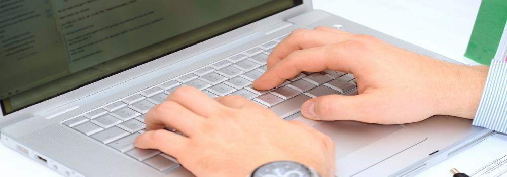 Presentación electrónica de solicitudes